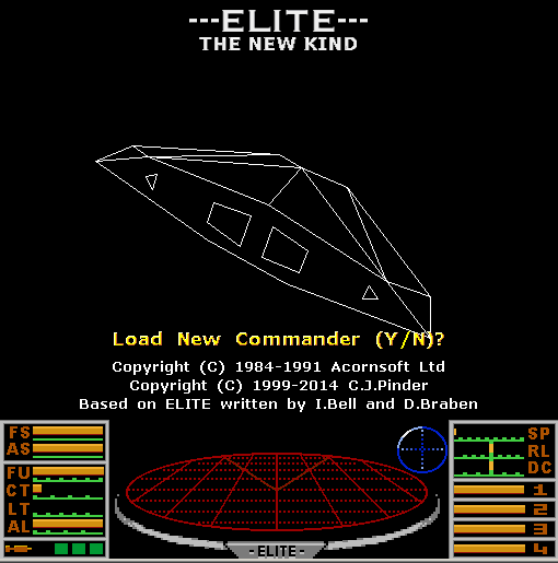Elite The New Kind
