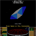 Elite - The New Kind intro screen